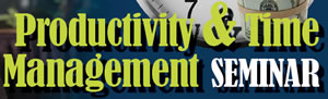 Productivity and Time Management Seminar